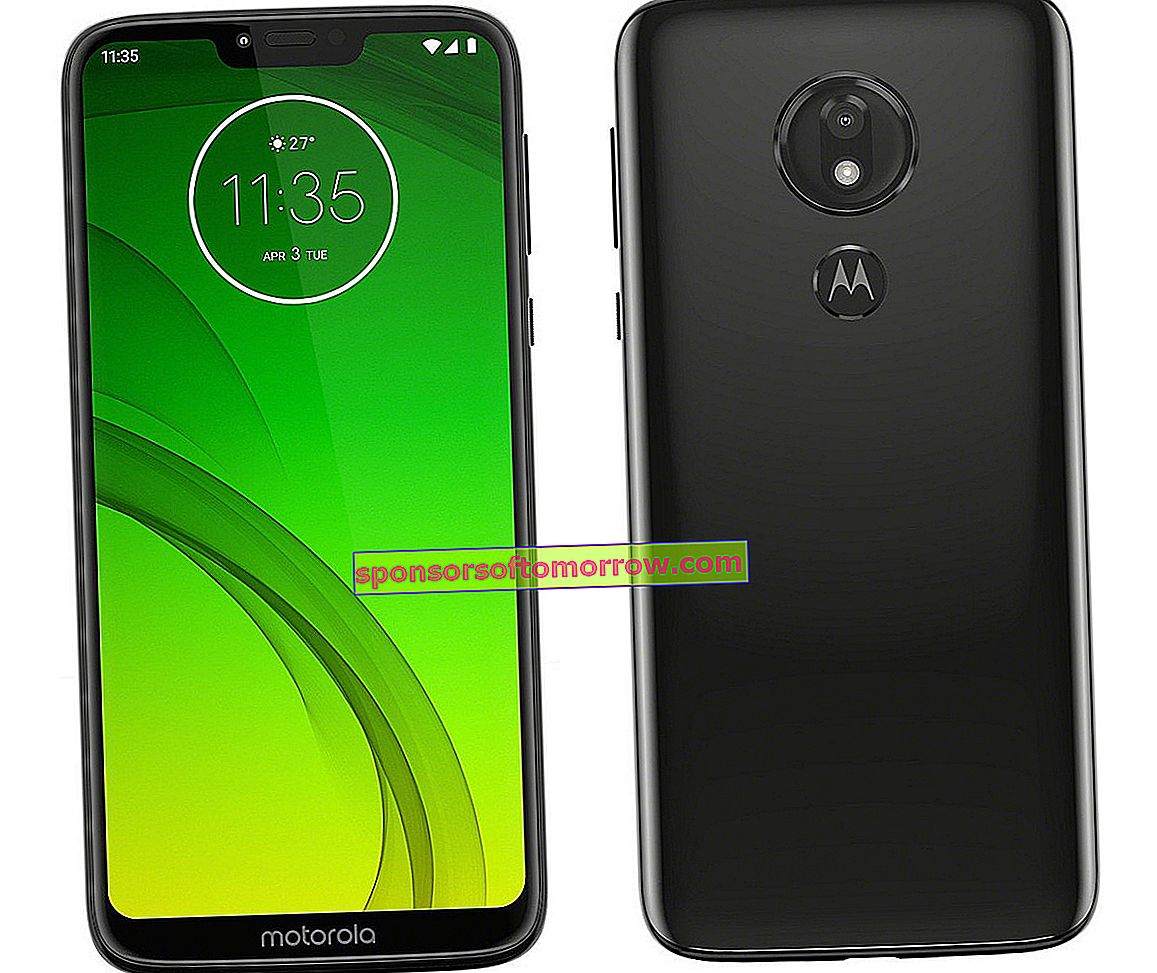 Motorola Moto G7 Power, great autonomy with 5000mAh battery