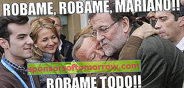 The best memes that Rajoy has left during his presidency of the Popular Party 1