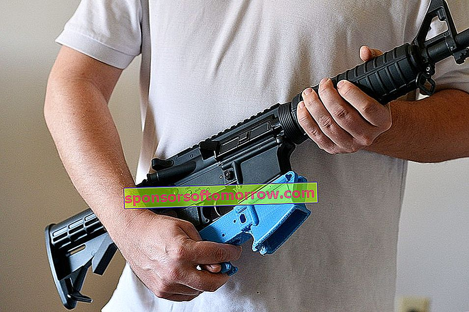 3D-printed plastic weapons: a new terror?