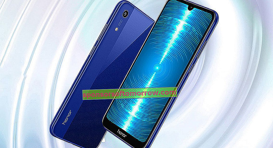 Honor 8A;  features, opinions and price