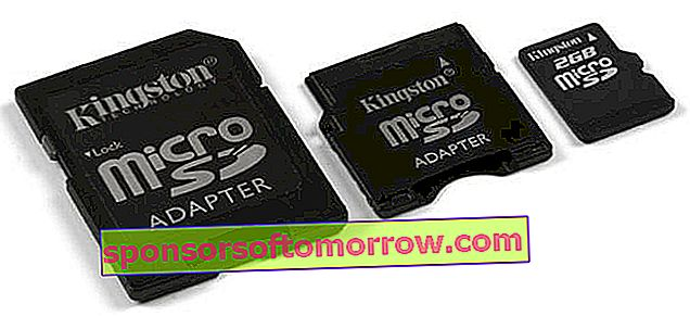 SD, miniSD and micro SD cards, what are they and what are they for?  one