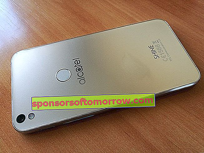 alcatel shine lite gold