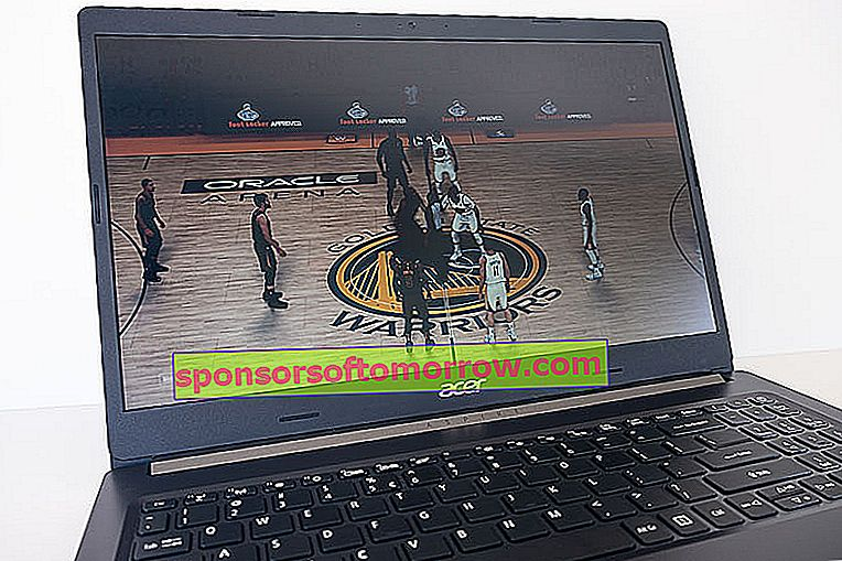 we have tested Acer Aspire 5 game