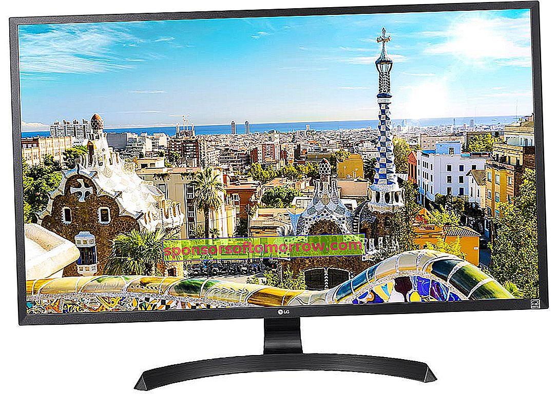 LG 32UD59-B, my experience of using this 4K monitor