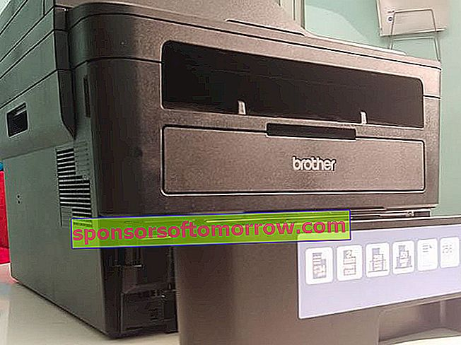 Brother MFC-L2750DW paper