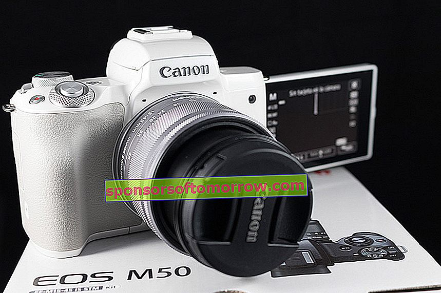 we have tested Canon EOS M50 final