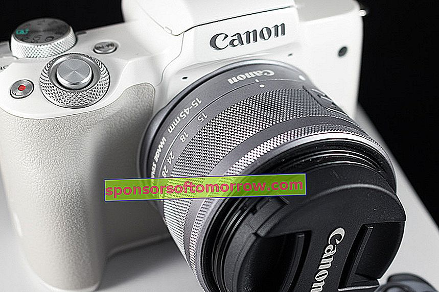 we have tested Canon EOS M50 lens