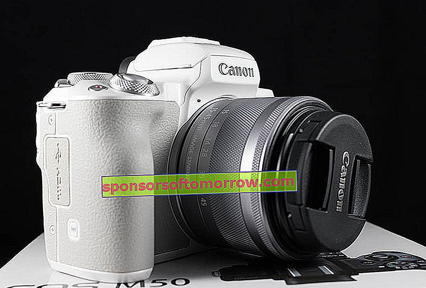 Canon EOS M50, we have tested it