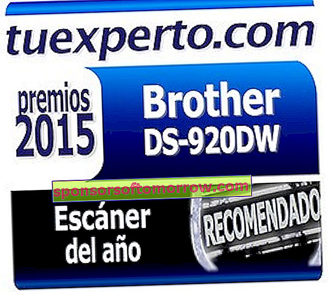 Brother DS-920DW Seal