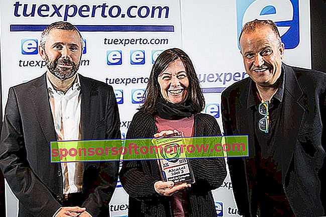 one-expert award 2015 alcatel onetouch idol 3