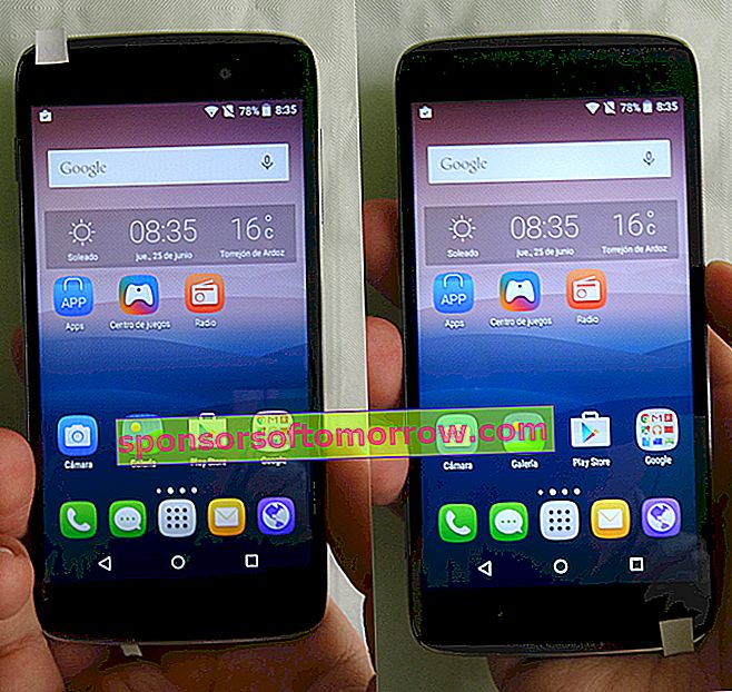 Alcatel OneTouch Idol 3, we have tested it