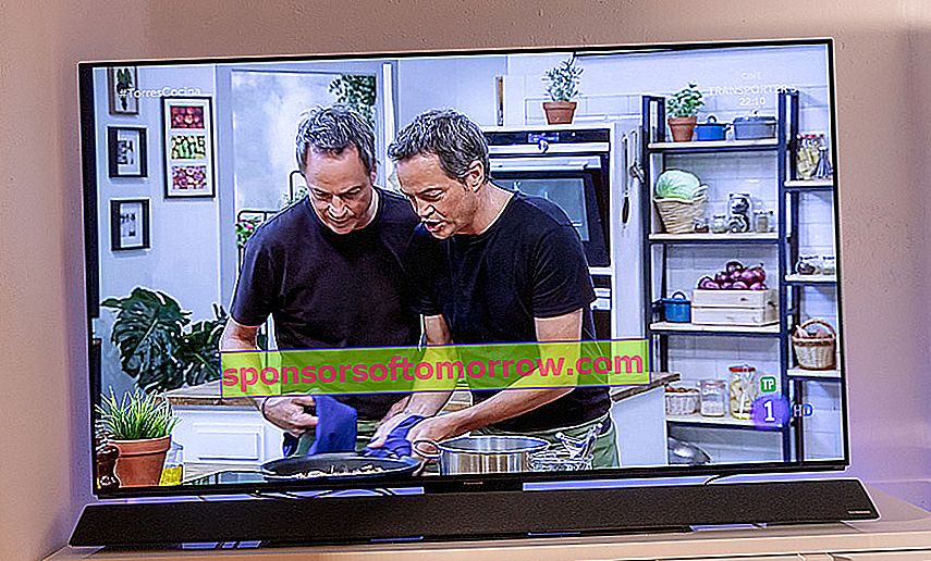 we have tested Panasonic FZ950 Freeview image quality