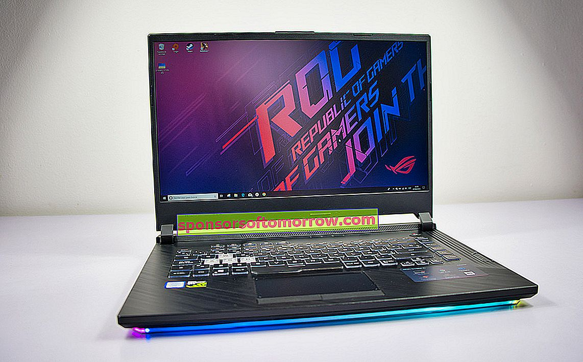 ASUS ROG Strix G, we've tested it