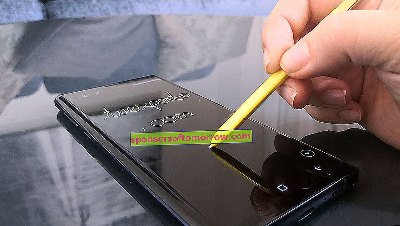 note 9 written by one expert