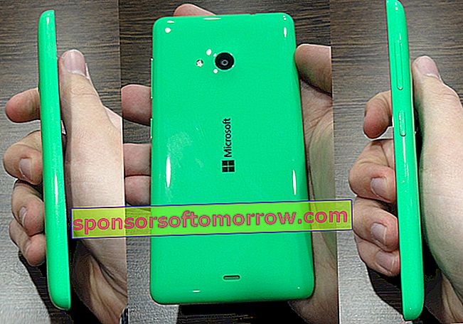 Microsoft Lumia 535, we have tested it