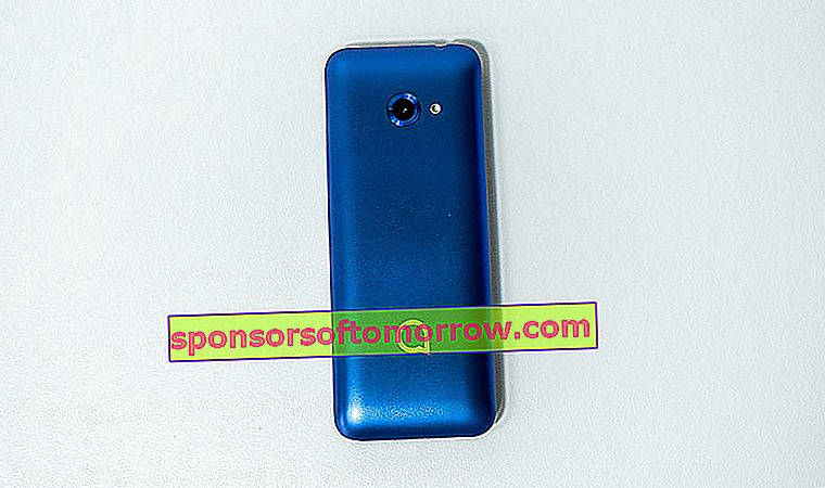 we have tested Alcatel 3088 rear