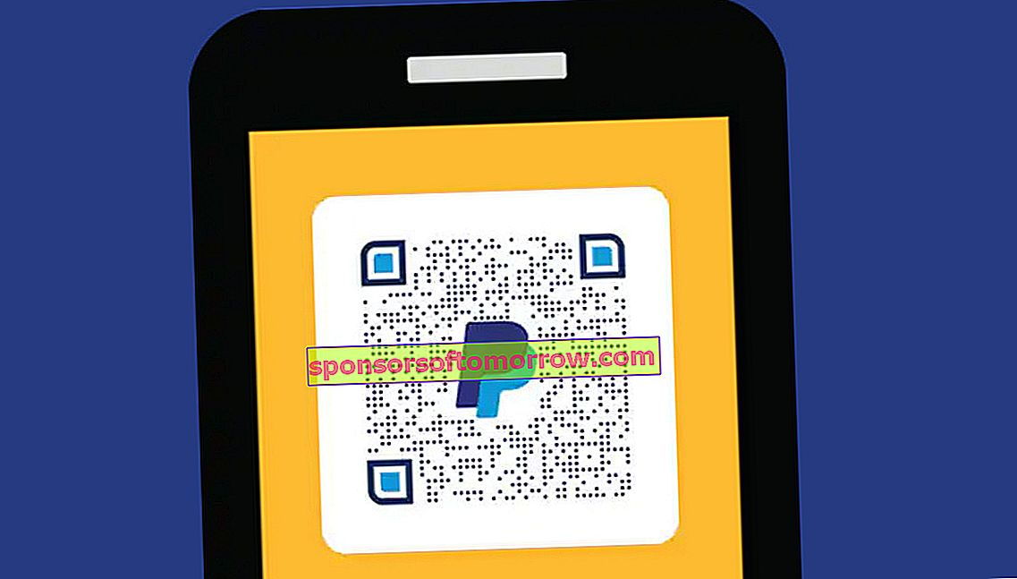 Pay with QR code in Paypal