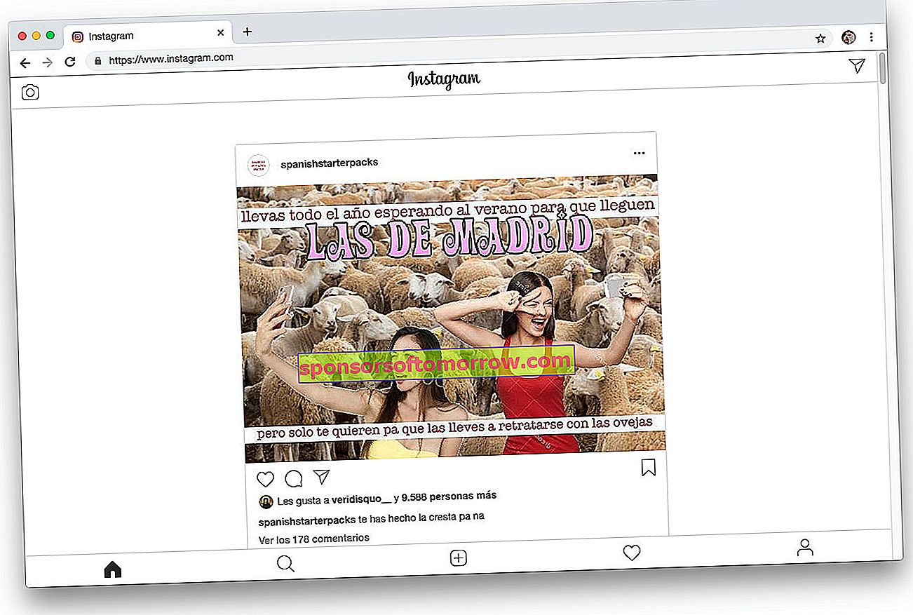 instagram mobile na pc 3