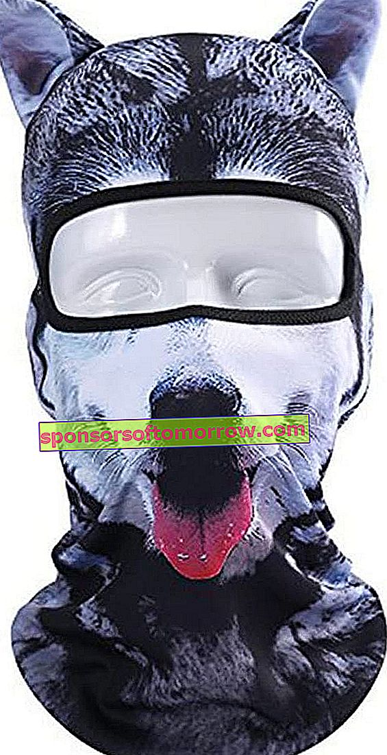 Animal Balaclava na Amazon