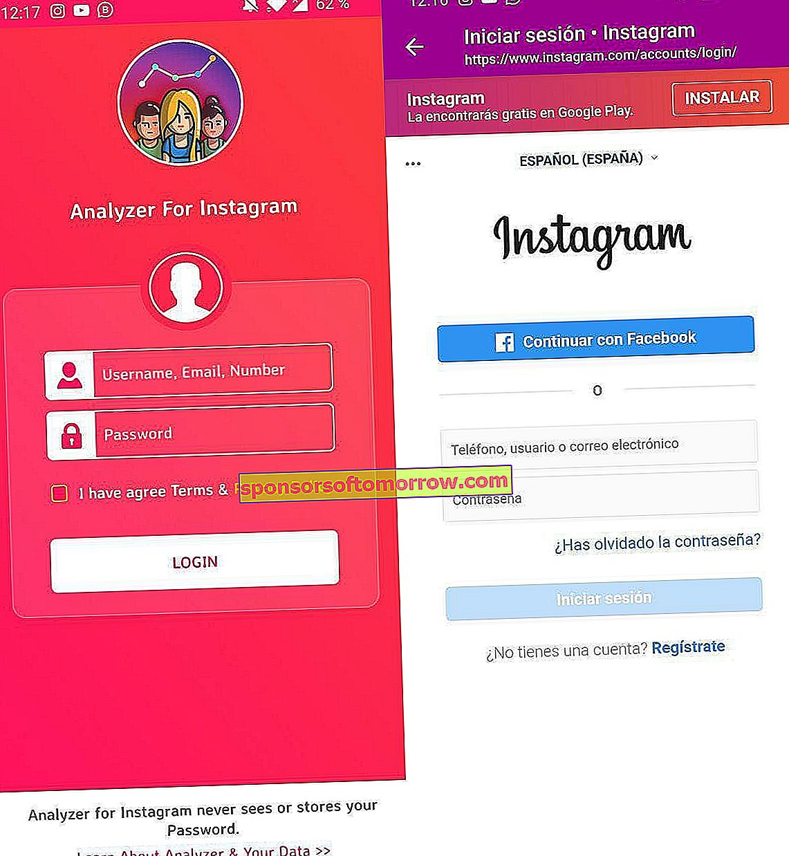 The secret behind Instagram logins in other cities 2