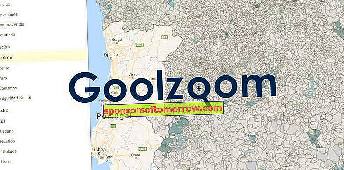 Consult cadastre of a flat with Goolzoom