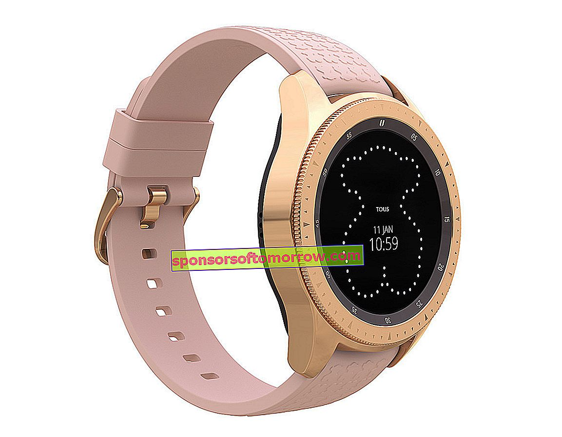 Samsung Galaxy Watch TOUS, new smartwatch with exclusive TOUS design