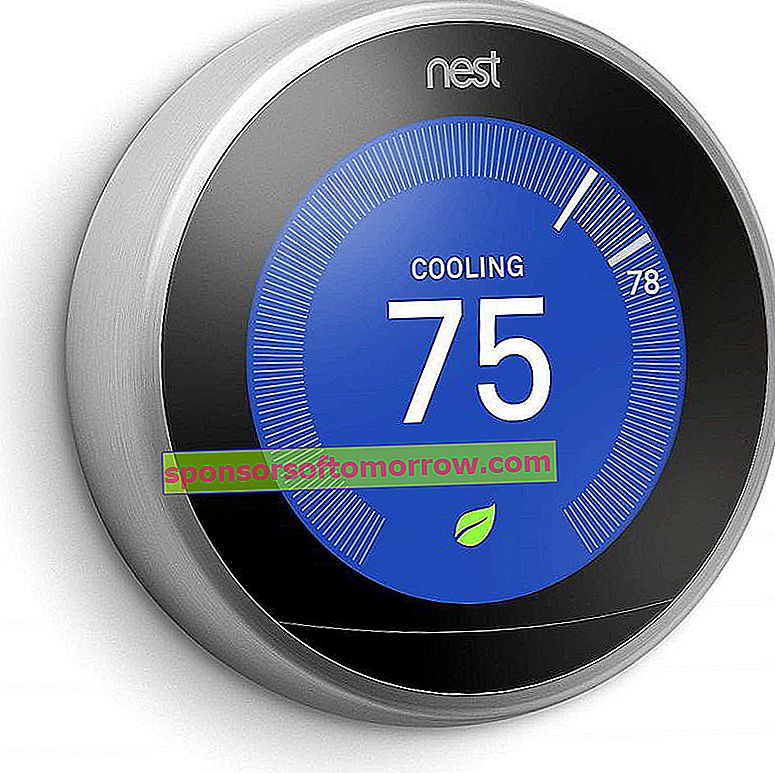 Nest 3 generation learning thermostat