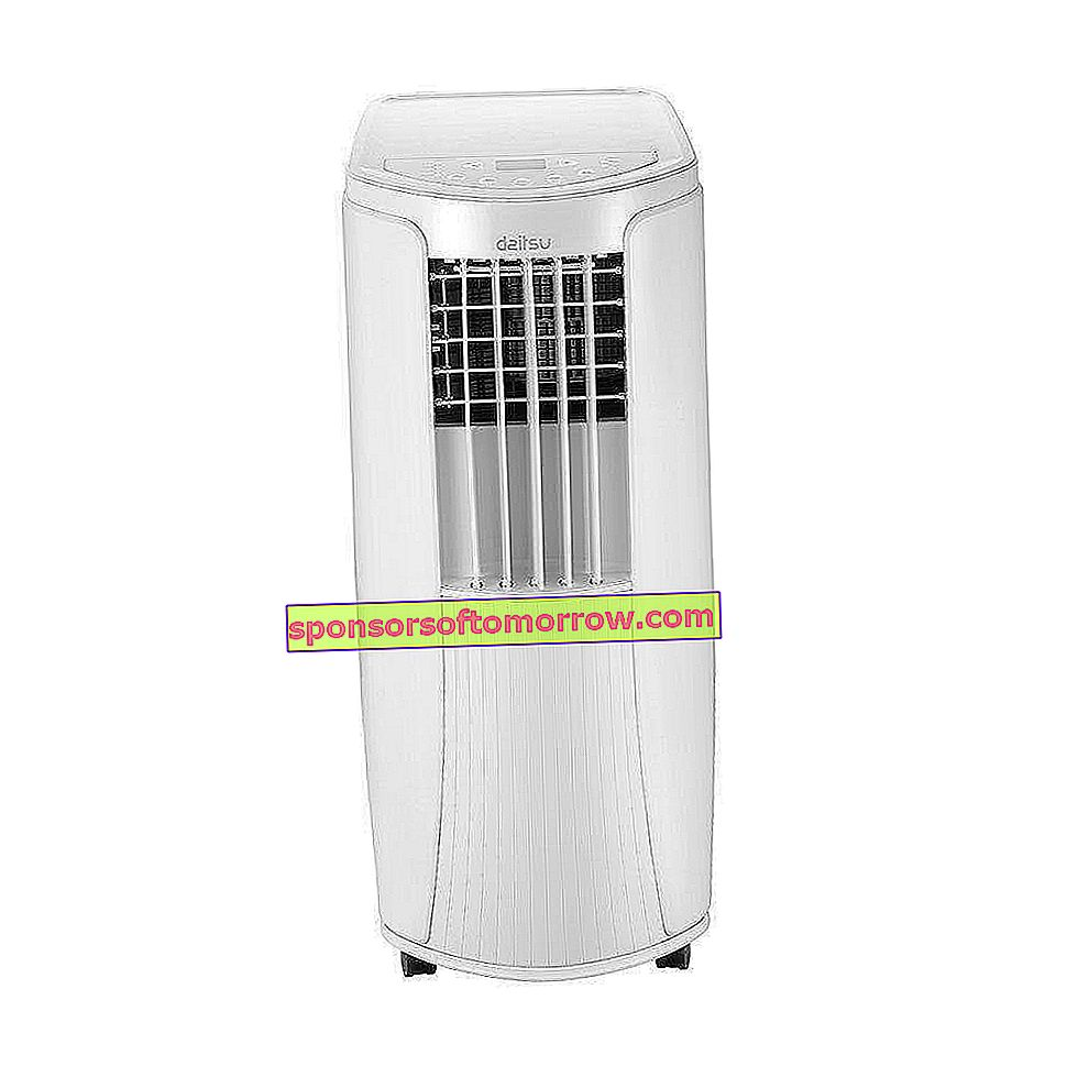 Daitsu 3NDA0088 with heat pump