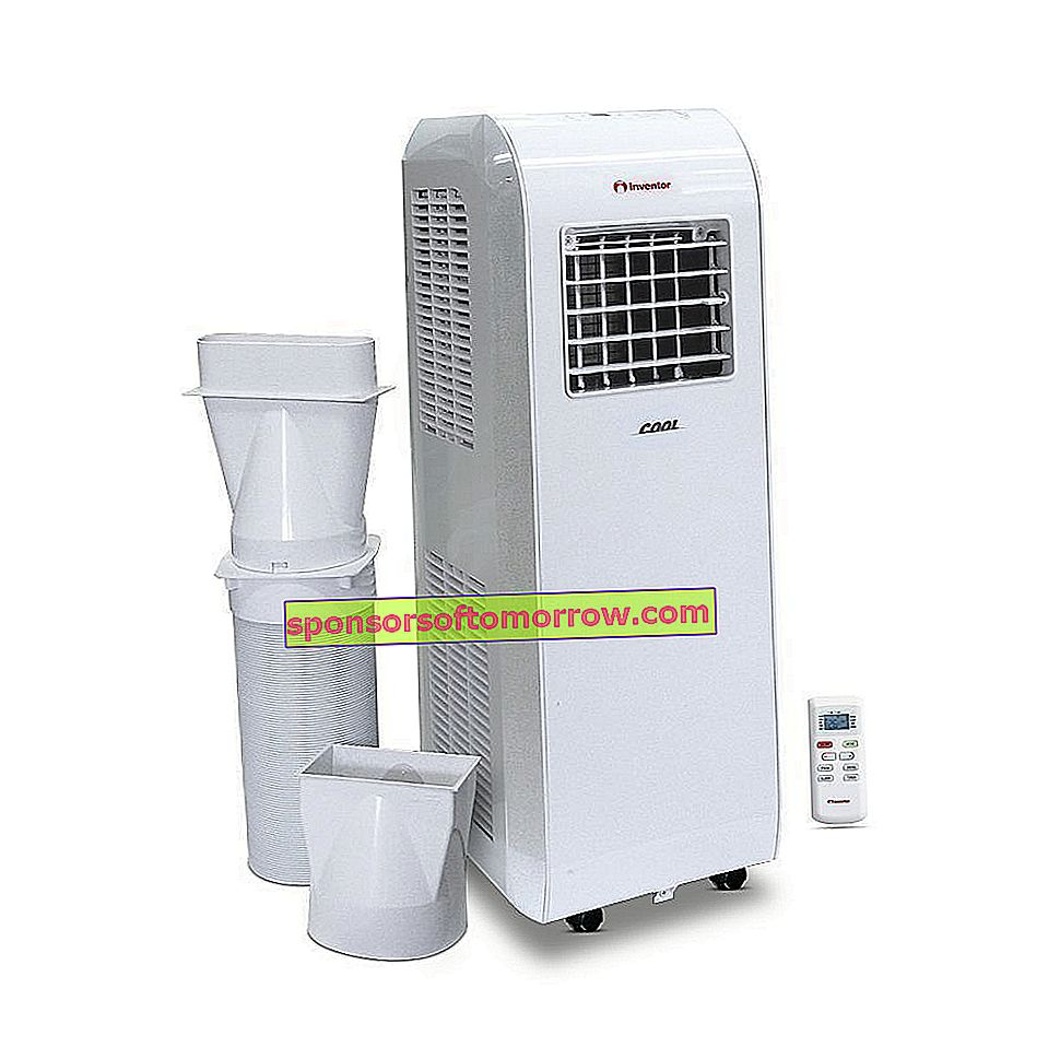 Inventor Cool Portable Air Conditioner, 3 in 1