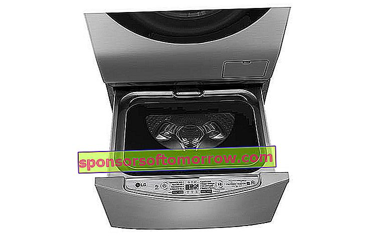 Best features of LG TWINWash motor smart washing machines