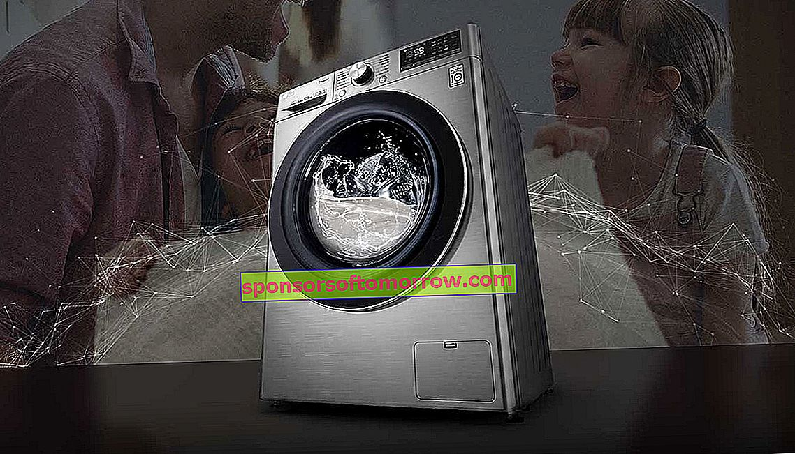 The best features of LG's smart washing machines
