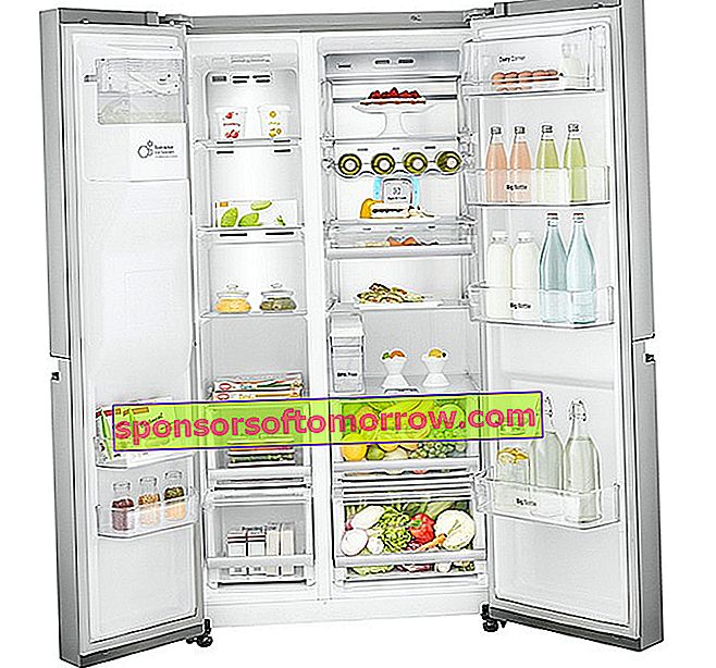 LG advances in the creation of refrigerators more respectful with the environment