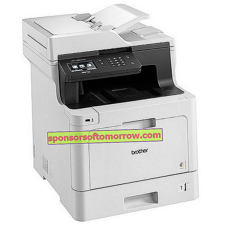 Brother-MFCL8690CDW Side