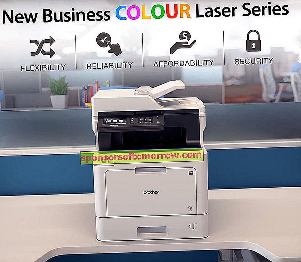 Brother MFC-L8690CDW at a glance