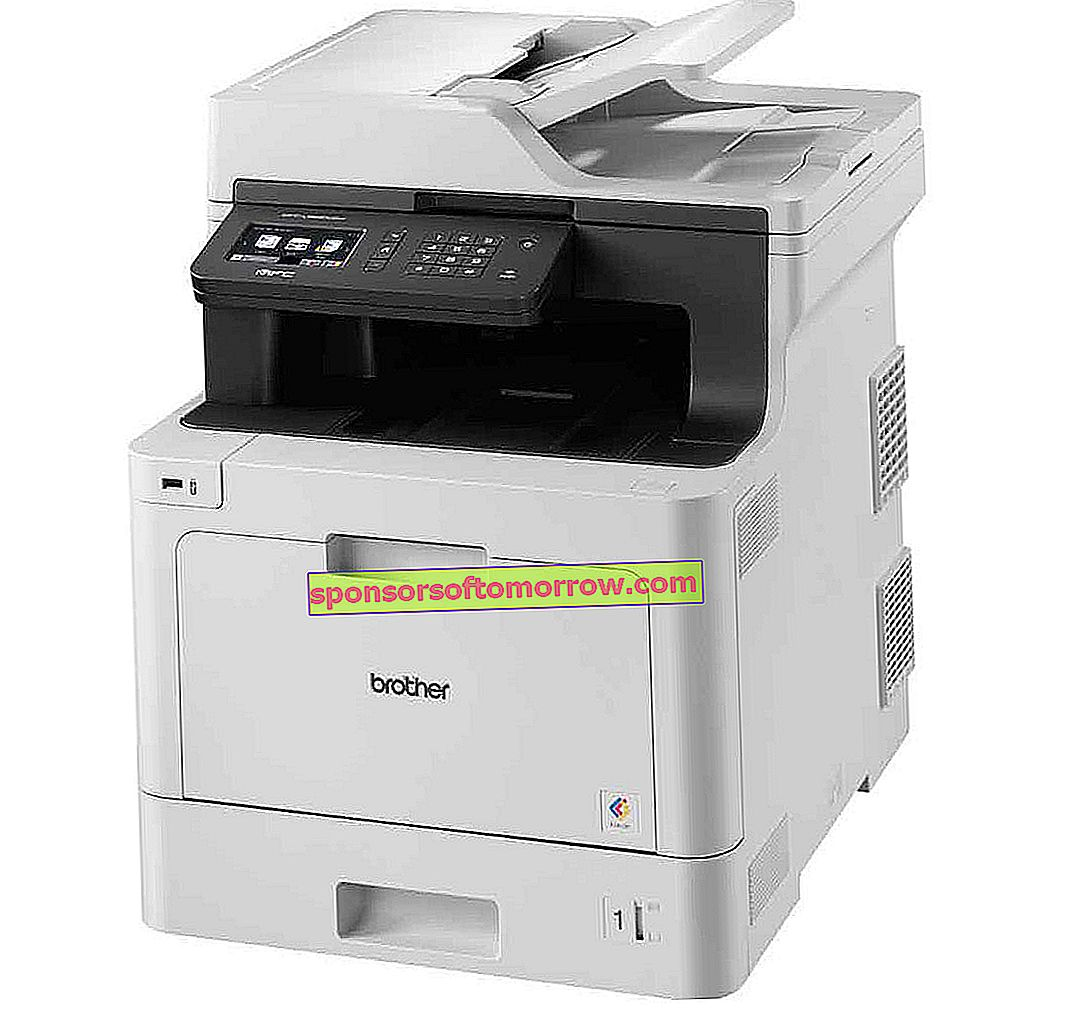 Brother-MFCL8690CDW touch screen