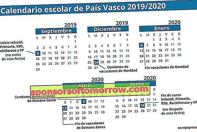 school-calendar-paisvasco