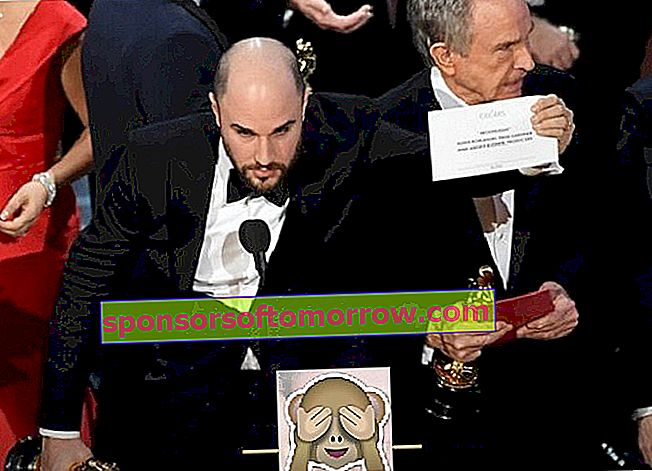 The best memes of the Oscars ceremony 1