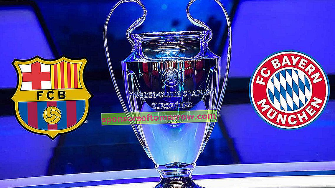 Barcelona vs Bayern, schedules and how to watch the Champions match online