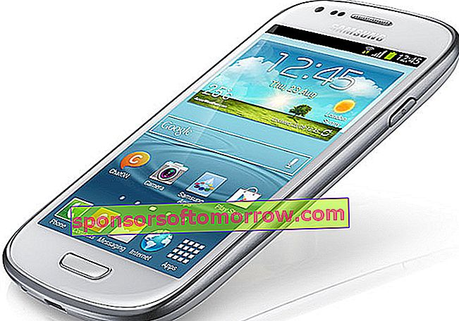 Samsung Galaxy S3 Mini 01