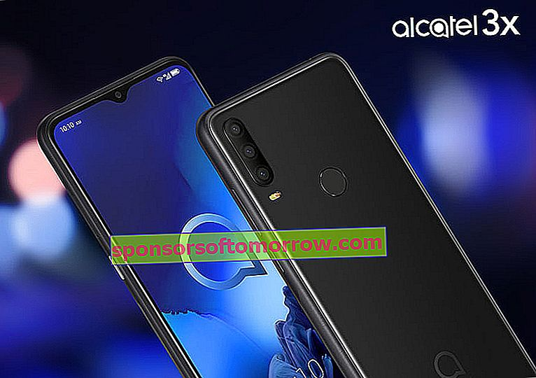 official Alcatel 3X 2019 price