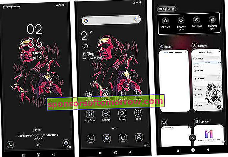 10 attractive themes to change the look of your Xiaomi Joker mobile