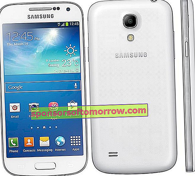 Samsung Galaxy S4 mini 04