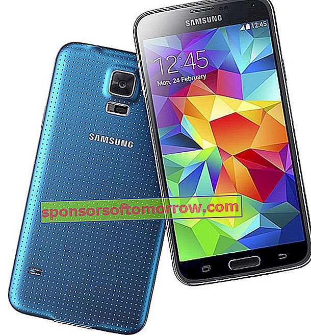 Samsung Galaxy S5 android security