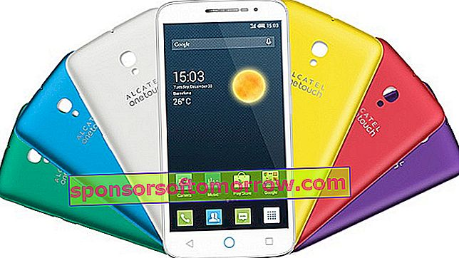 Alcatel Pop 2 4.5