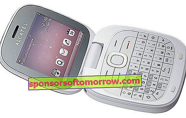 Alcatel OneTouch Glam 810 03