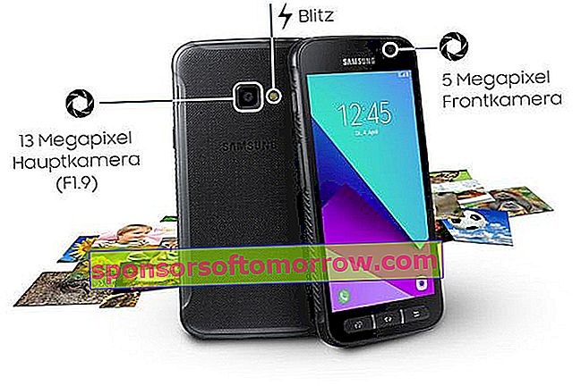Samsung Galaxy Xcover 4 Technical Specifications