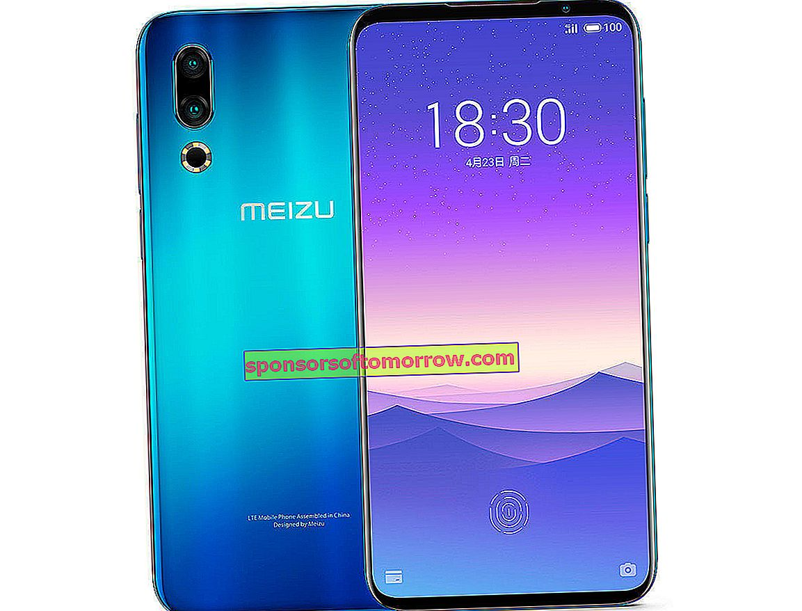 Meizu 16s: features, price and opinions
