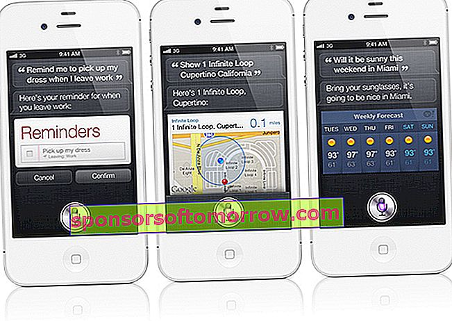 Comparison iPhone 4 vs iPhone 4S 7