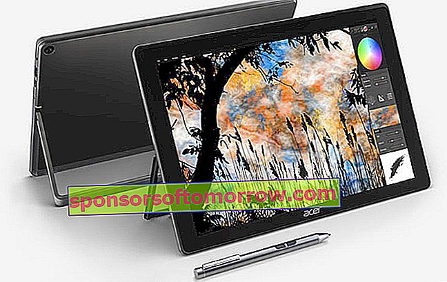 choose Acer Switch 3, 5 or 7 Switch 5 display