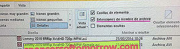 windows file extensions